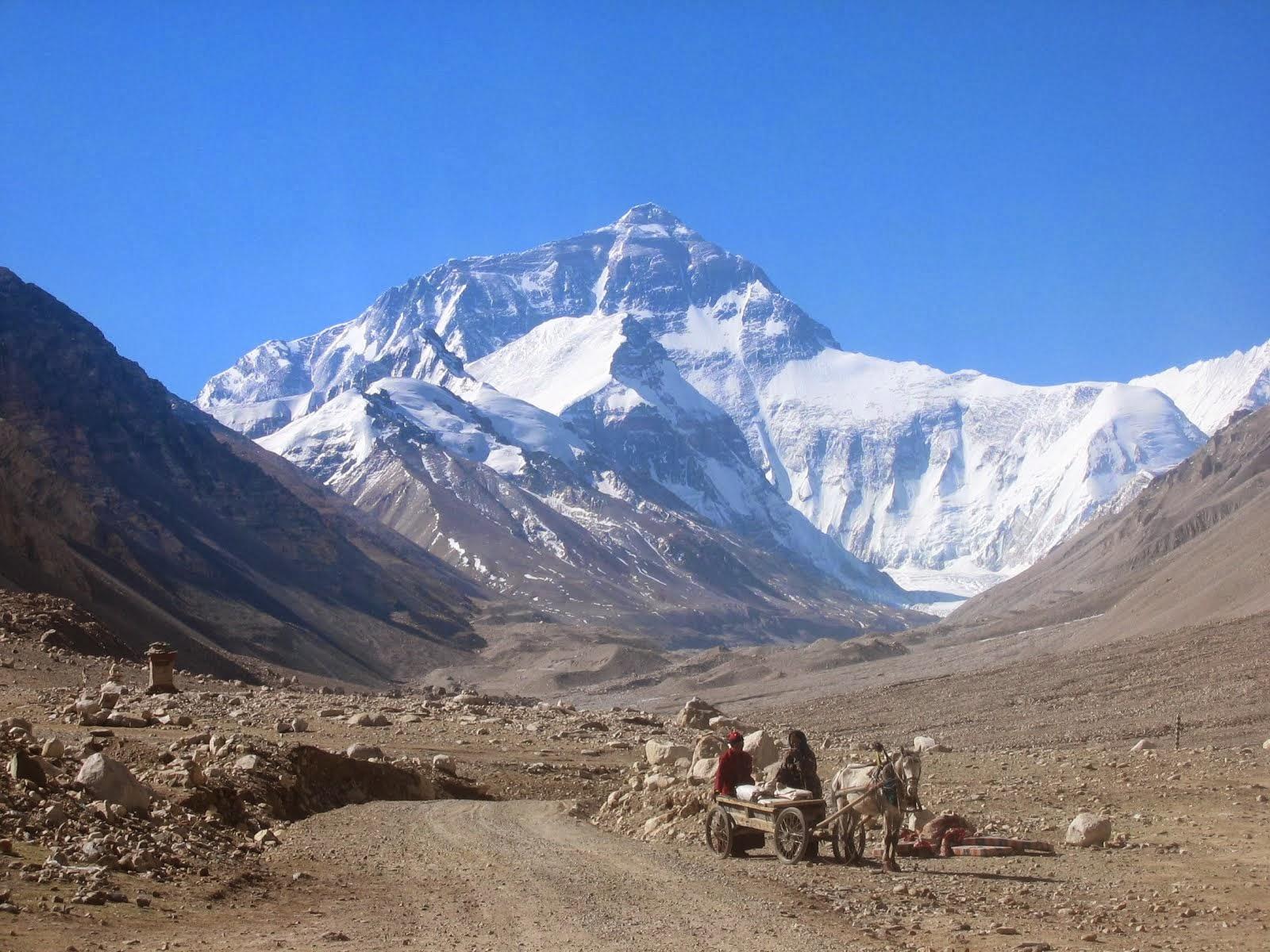 Aventuras en el Everest
