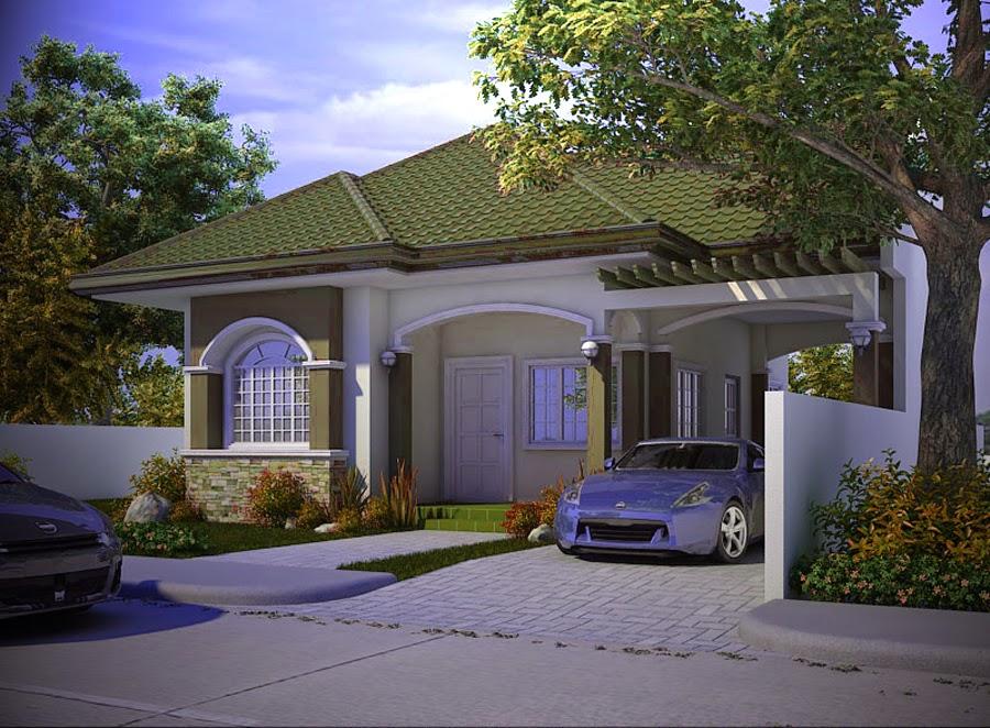 fasad rumah minimalis klasik