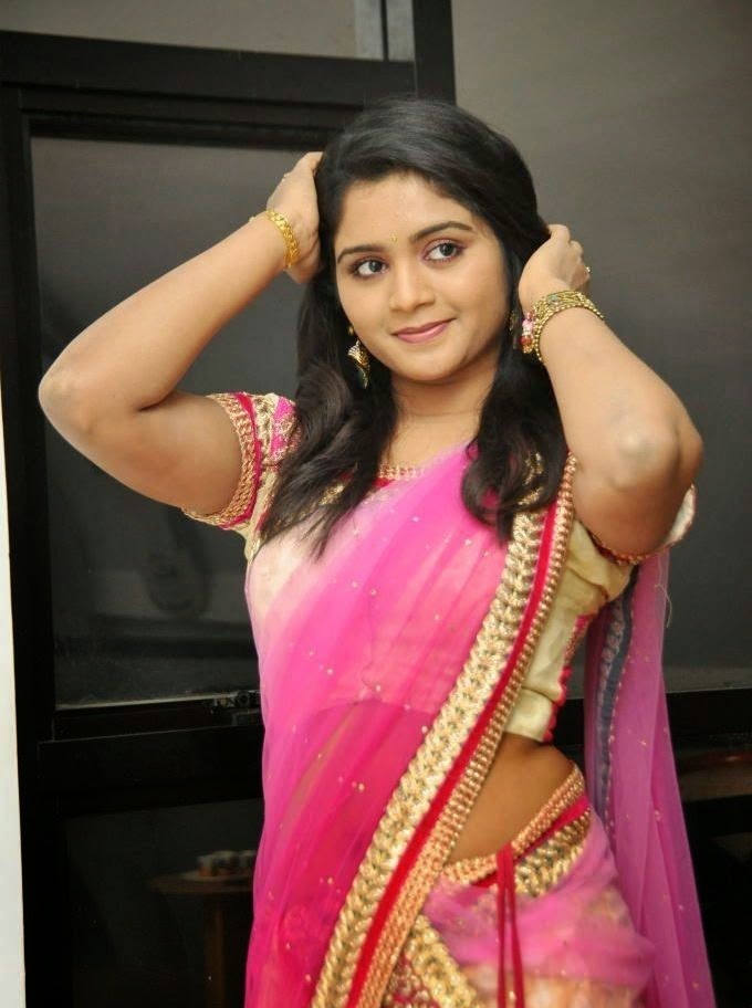 Telugu TV Actress Sireesha New Pic