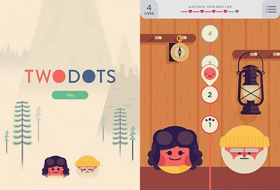 TwoDots iPhone