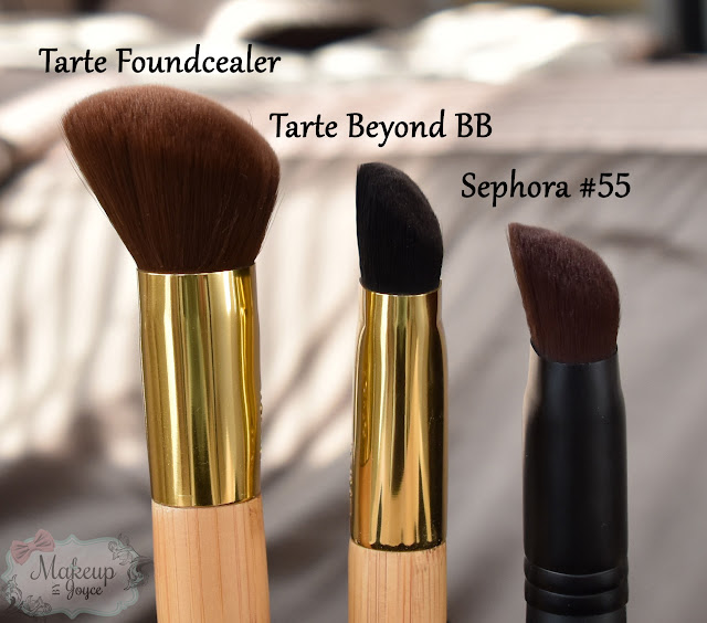 Tarte Balancing Act Foundation Brush Review