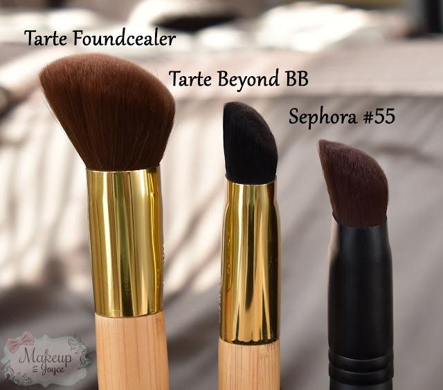 Tarte Balancing Act Foundation Brush Review