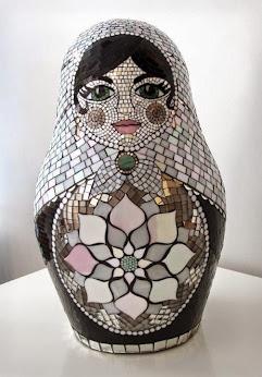Matryoshka Doll Sculpture