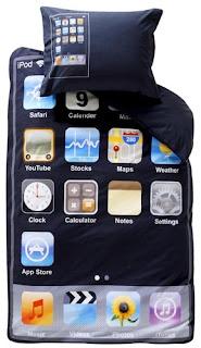 housse de couette iPhone