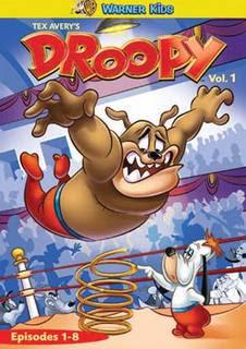 Lo mejor de Droopy – DVDRIP LATINO