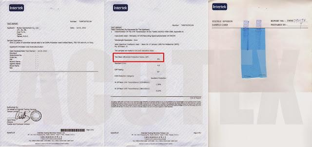 ACO-DRY® AK Pro檢驗報告2
