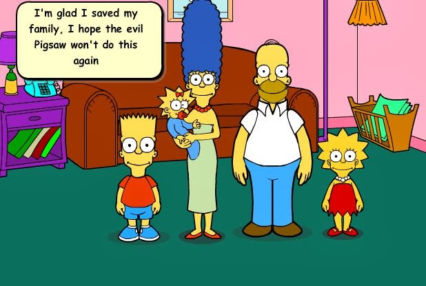 Escape The Room The Simpsons