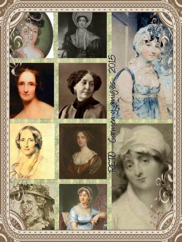 Reto literario 'Carmen y amig@s 2015'