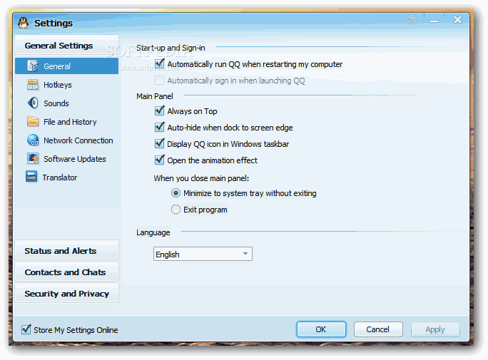 qq chatting download