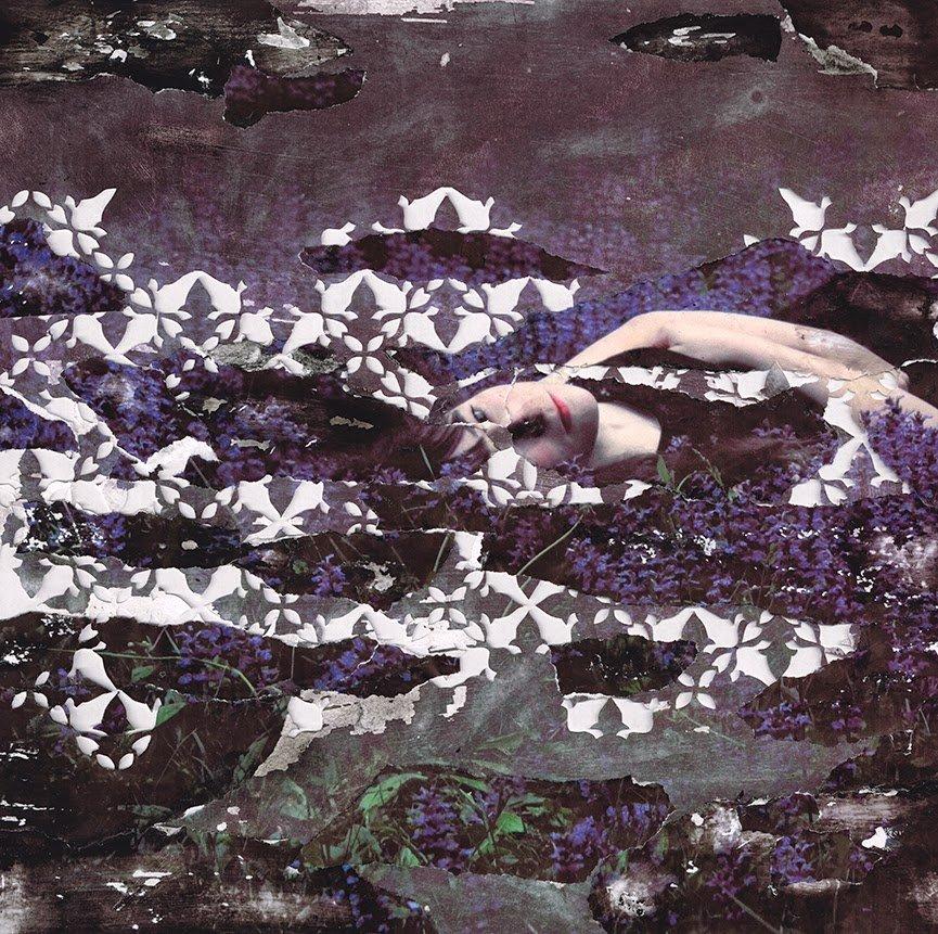 nuncalosabre. Cut Paper Collages   ©Elise Wehle