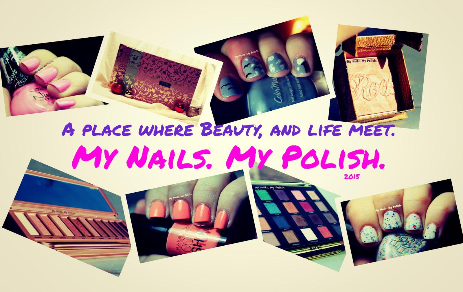 My Nails. My Polish.