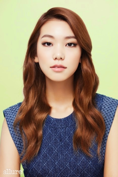 Lee Ho Jung - Allure May 2014