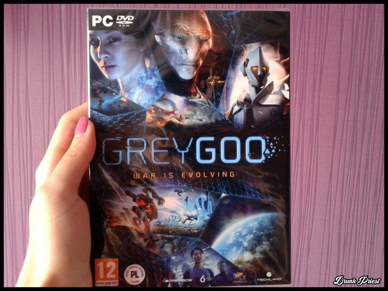 Konkurs Gry GreyGoo