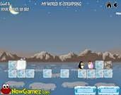 Chim cánh cụt cô đơn, chơi game vui online