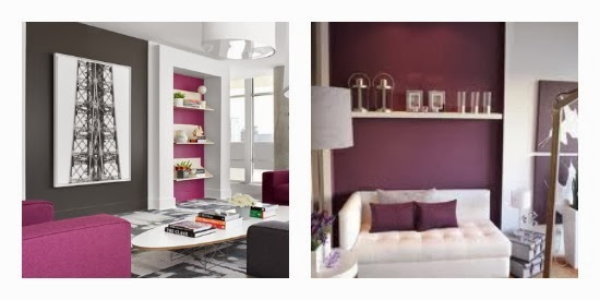 Imbiancare casa idee il colore di tendenza 2014 per for Pareti colori moderni