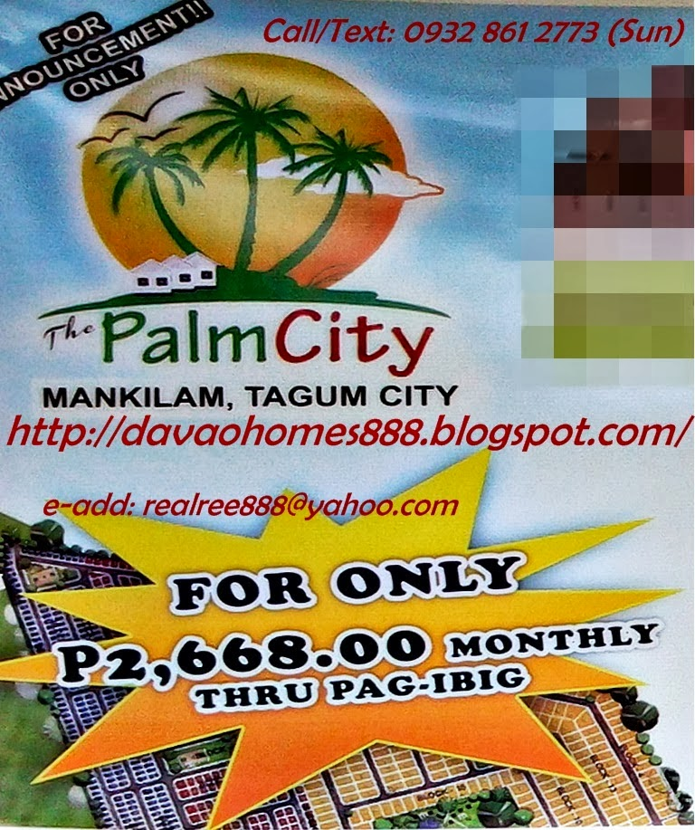 Hot Deals no.2 in Davao Region  -  Mankilam, Tagum City