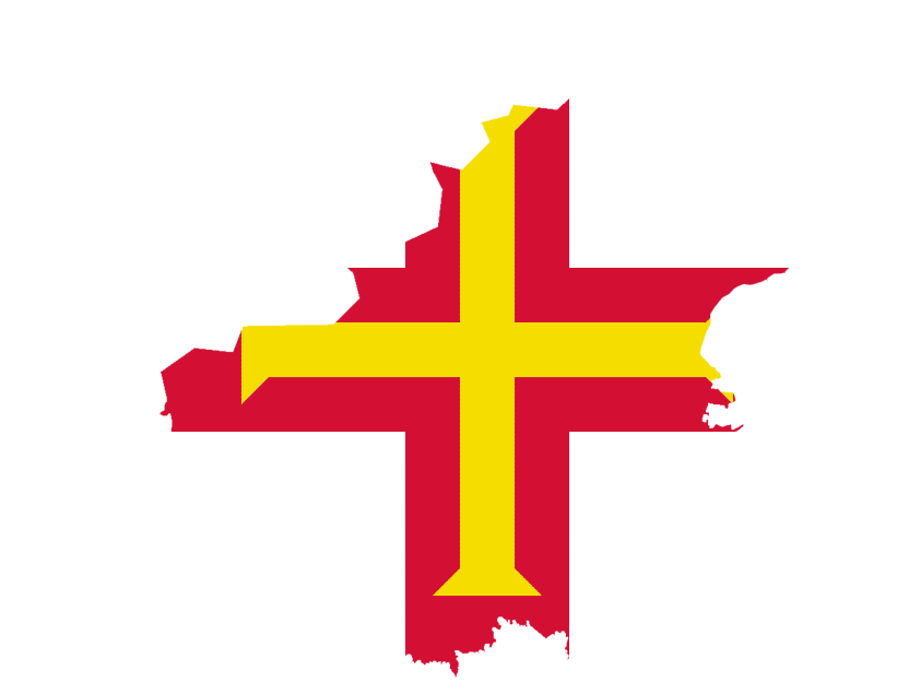 Guernsey Flag 071011» Vector Clip Art - Free Clipart Images