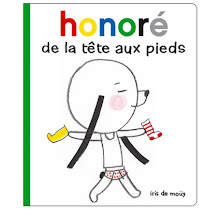 Honor de la tte aux pieds, loulou&amp;cie