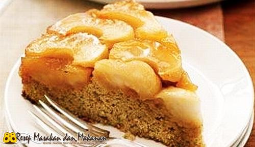 Kue Cake Apel