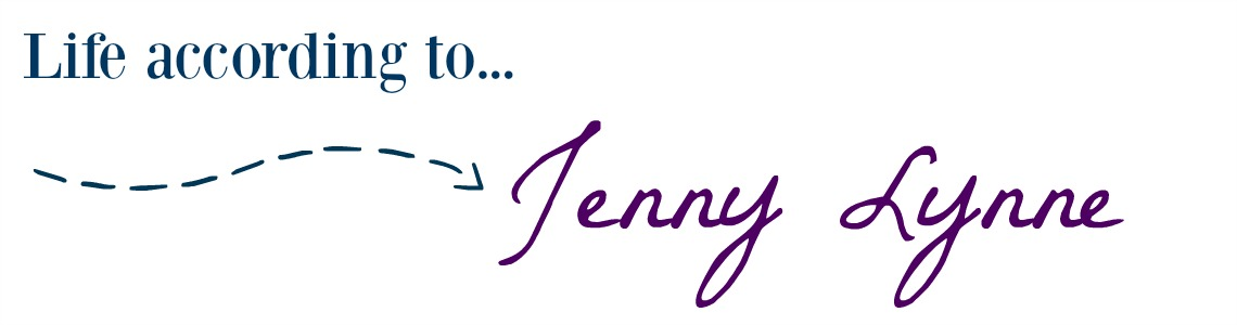 Life According to Jenny Lynne