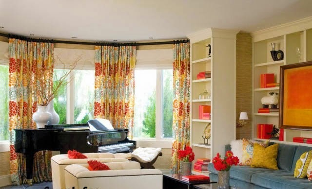 top trends living room curtain styles top trends living room curtain