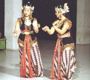 Pementasan wayang wong gaya Yogyakarta