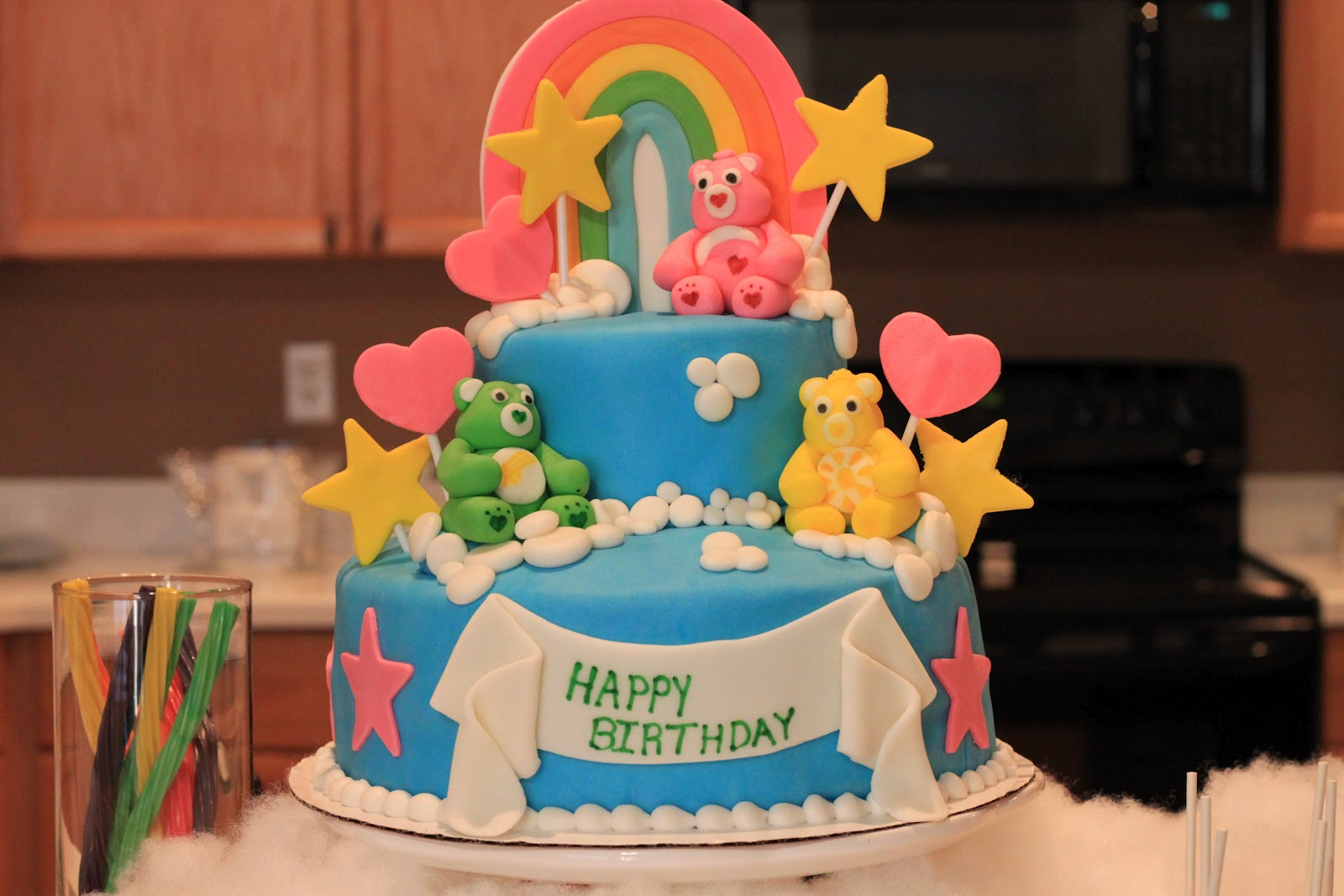 Party With A Ke Blog Cake Of The Day My Kare Bear Birthday Cake