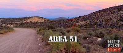 Kardashian Family At Area 51 On UFO Hunt