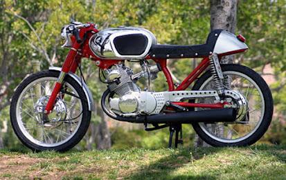 Tips Sederhana Untuk Memodifikasi Sepeda Motor Tua