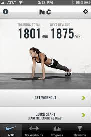 Le 6 migliori applicazioni per i tuoi allenamenti - Nike training club