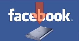 Backup your facebook: Intelligent Computing