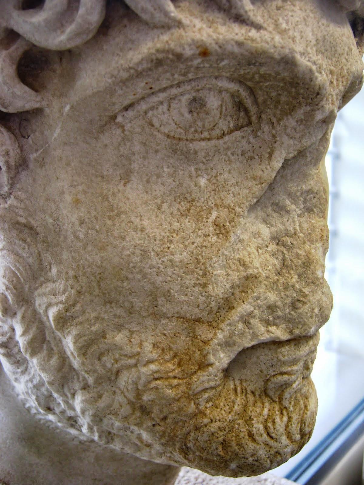 Το Βυζάντιο έκοβε τις μύτες ακόμη και των αγαλμάτων.
