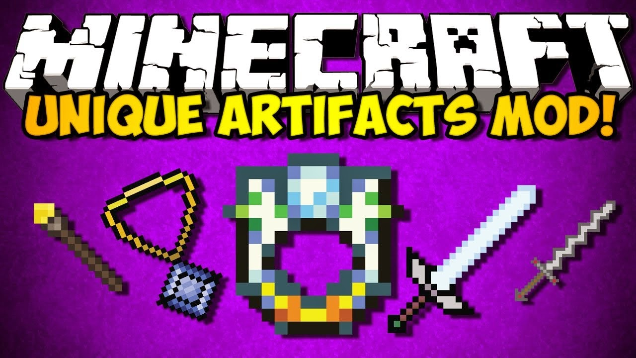 Artifacts 1.7.10