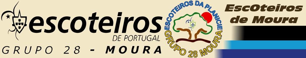 GRUPO 28 MOURA | ESCOTEIROS DE PORTUGAL