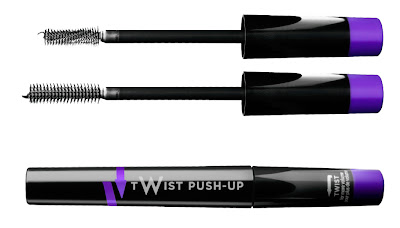 obtenir cils longs épais volume mascara marcelle twist push-up