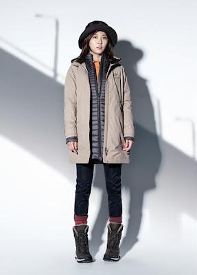 Ha Ji Won NorthCape Fall Winter 2015