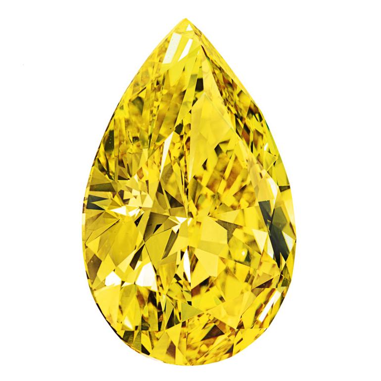 7 million dollar canary yellow diamond jewelove