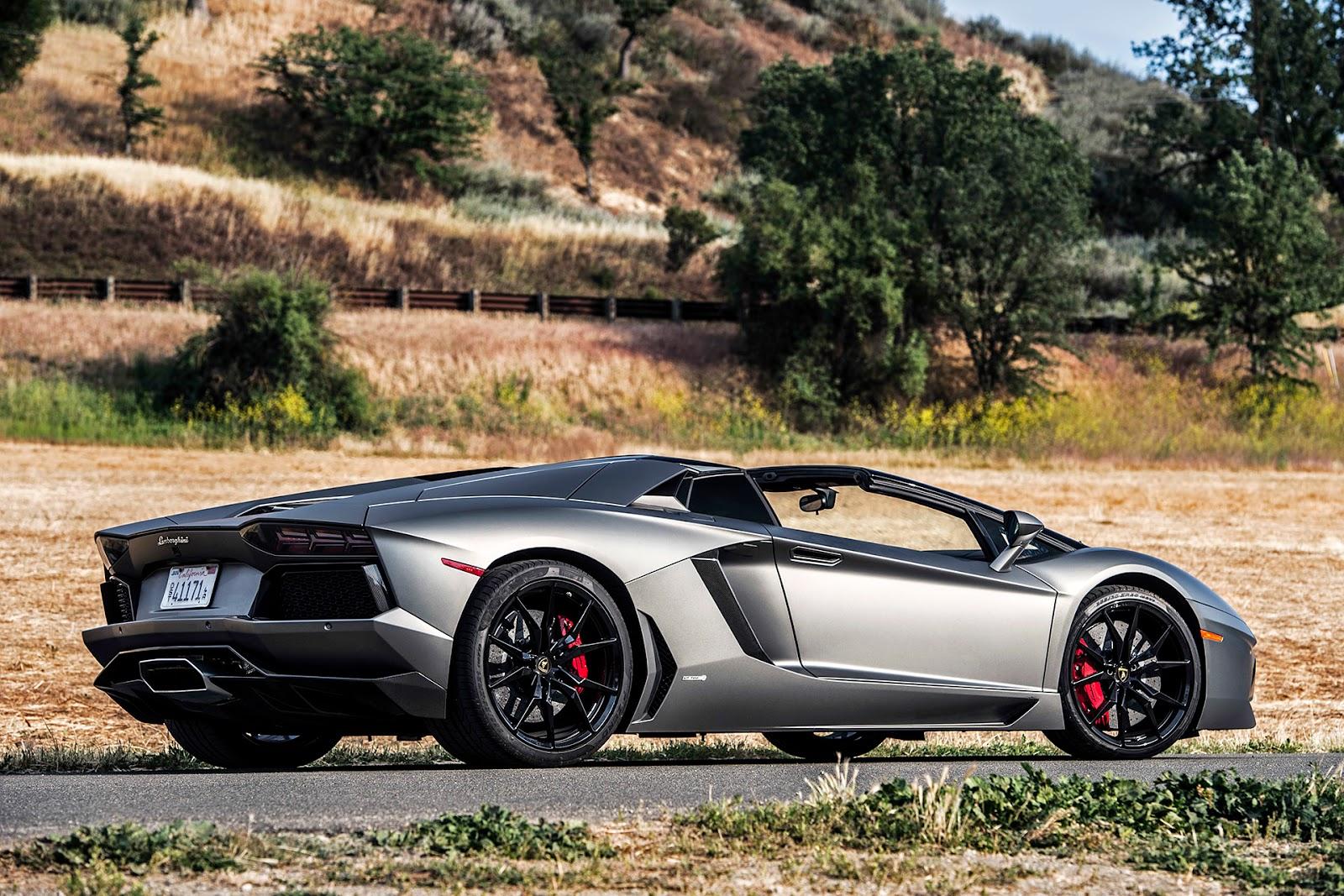 Lamborghini Aventador Spyder >> © Automotiveblogz: Lamborghini Aventador LP 700-4 Roadster: Review 2015