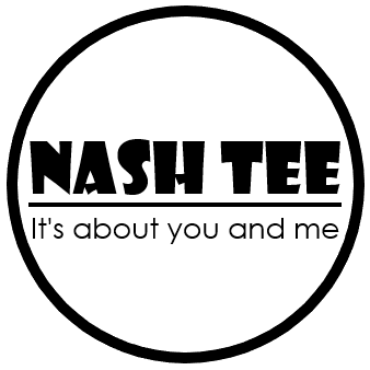 NASH TEE | It's about you and me!