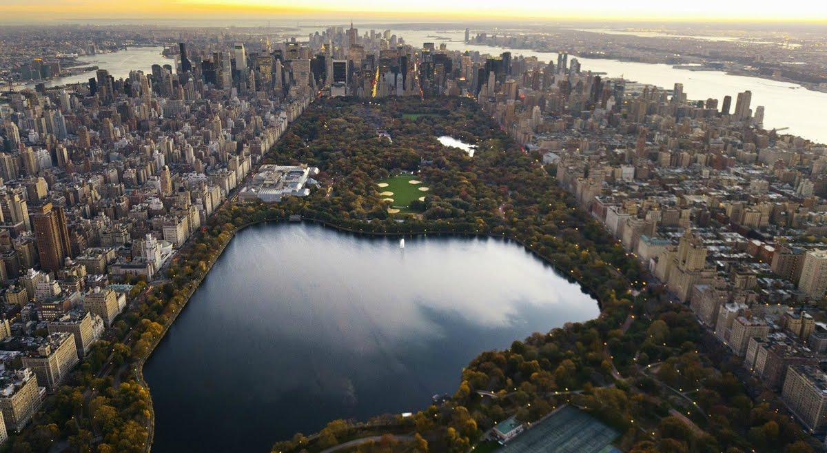 robert smithson central park essay