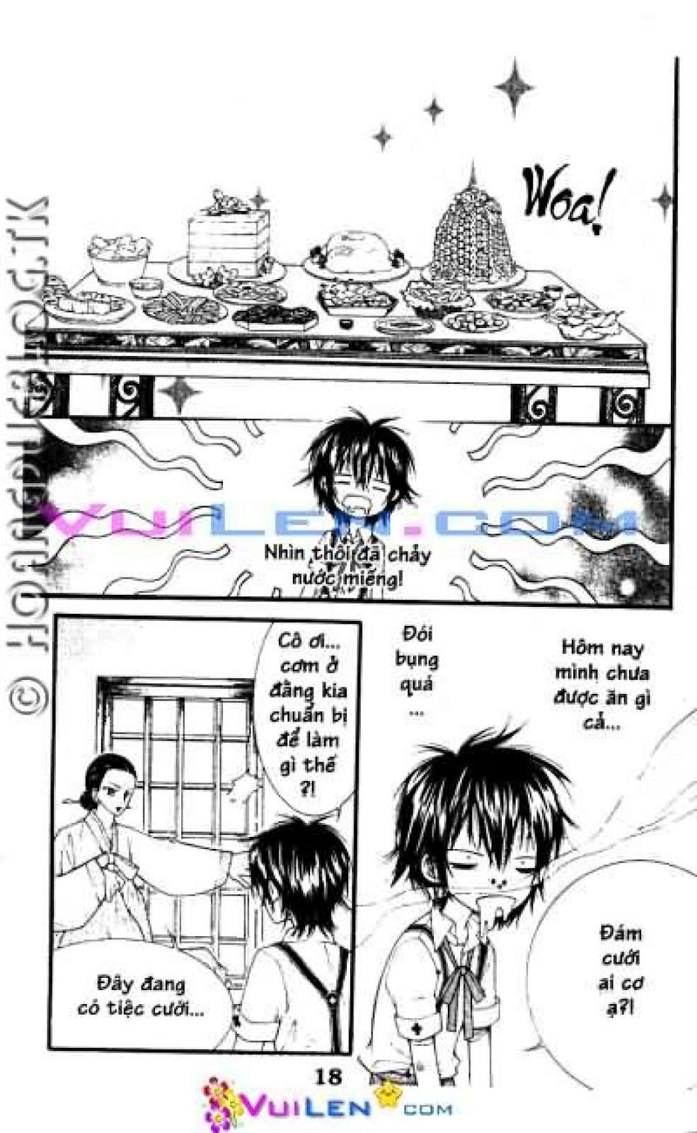 Cô dâu Heo - Pig Bride Chapter 1 - Trang 16