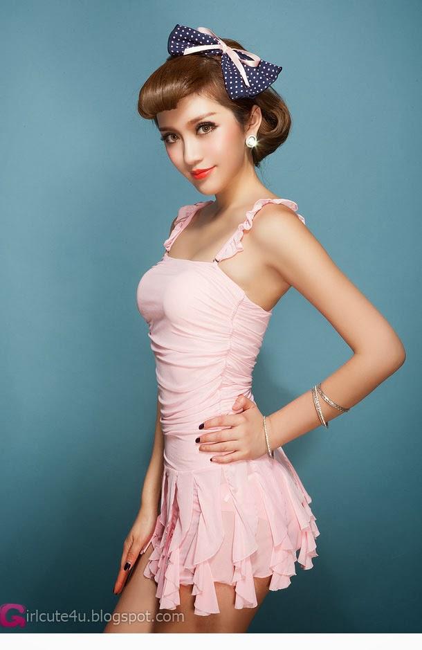 1 Zong Yi Pu - Swimwear - very cute asian girl-girlcute4u.blogspot.com
