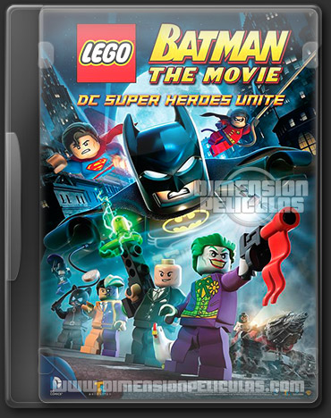 LEGO Batman The Movie (DVDRip Español Latino) (2013)