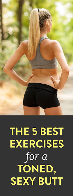 The 5 Best Gym Exercises For A Strong, Sexy Butt