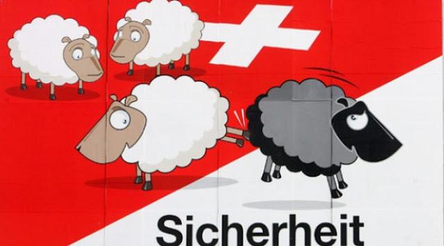 ΚΑΙ στην Ελβετία αύξησαν την δύναμη τους οι Εθνικιστές!