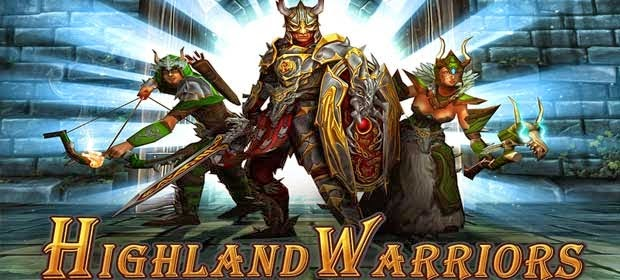 HIGHLAND WARRIORS V1.0.2 APK + DATA