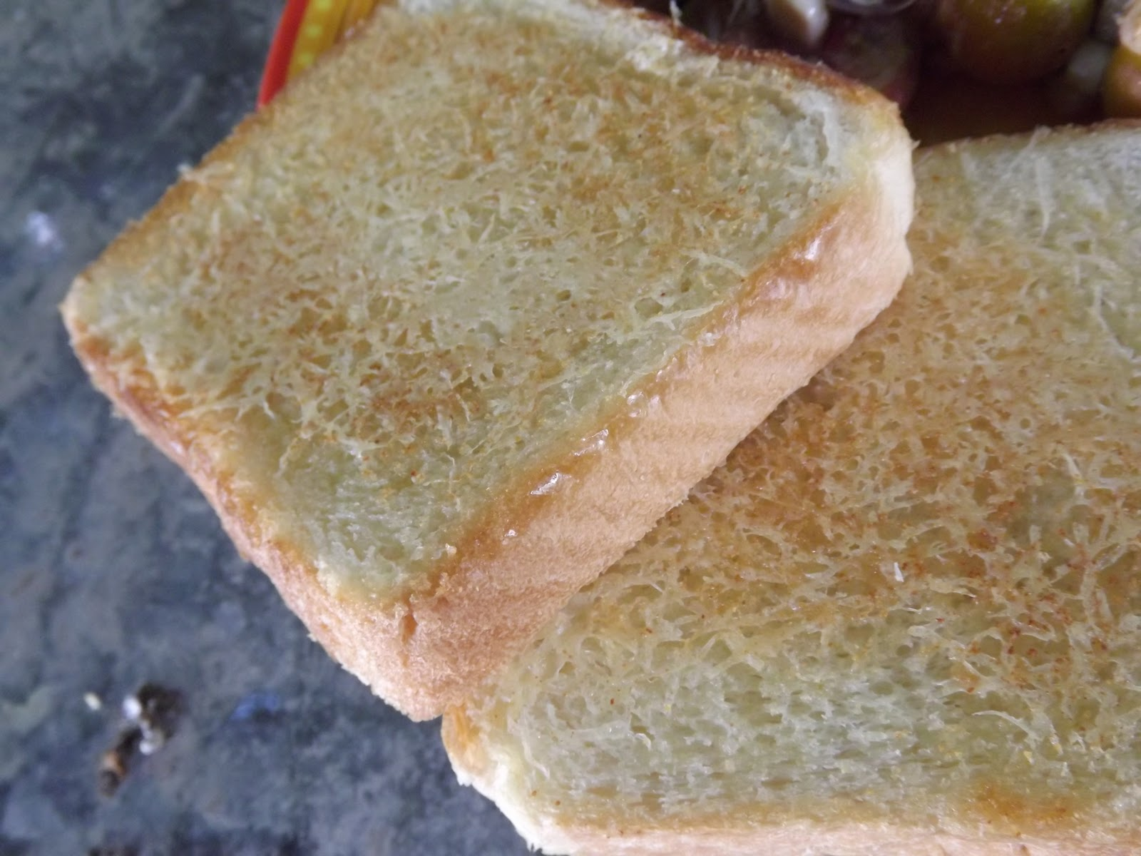 how to make the cheese toast from sizzler