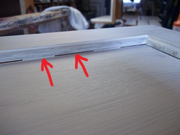 Caulking Kitchen Cabinet Doors & Caulking Kitchen Cabinet Doors | Everything I Create - Paint ...