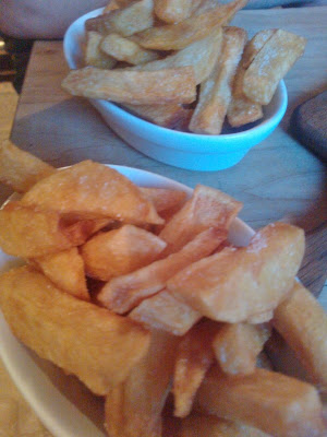 Kensington Arms Food Bristol