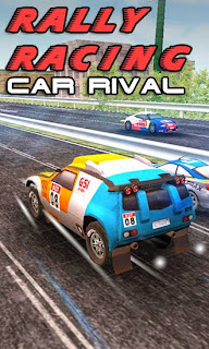 Screenshots of the Rally racing: Car rival for Android tablet, phone.